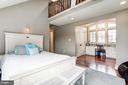 Bedroom 3 with built-in desk/vanity - 13509 PATERNAL GIFT DR, HIGHLAND