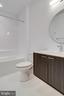 LOWER LEVEL BATH - 4101 N RICHMOND ST, ARLINGTON