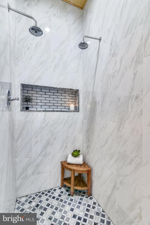 Main House Master Bathroom Shower - 40325 CHARLES TOWN PIKE, HAMILTON