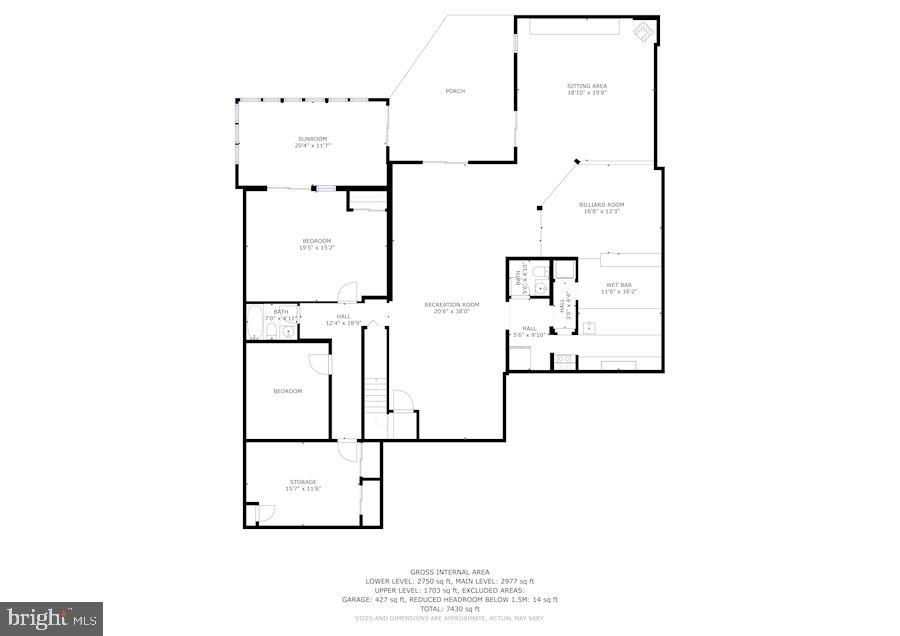 Floor Plan - 6108 SHADED LEAF CT, COLUMBIA