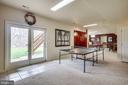 Basement with walk out entrance - 13451 GRAY VALLEY CT, CENTREVILLE