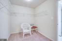 Master closet - 13451 GRAY VALLEY CT, CENTREVILLE