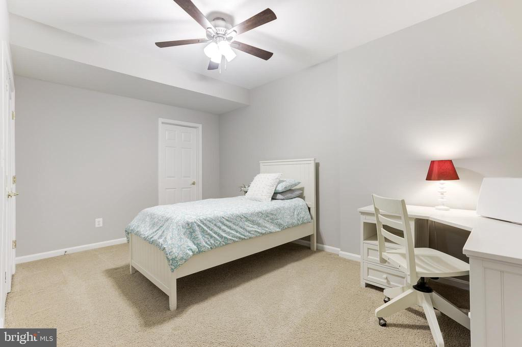 Lower level 5th bedroom option or office space - 43475 SQUIRREL RIDGE PL, LEESBURG