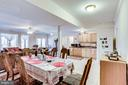 ONE OF THE TWO IN-LAW/AU-PAIR SUITE WITH DINING - 7365 BEECHWOOD DR, SPRINGFIELD