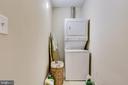 ONE OF TWO LAUNDRY ROOMS FOR TWO IN-LAW SUITES - 7365 BEECHWOOD DR, SPRINGFIELD