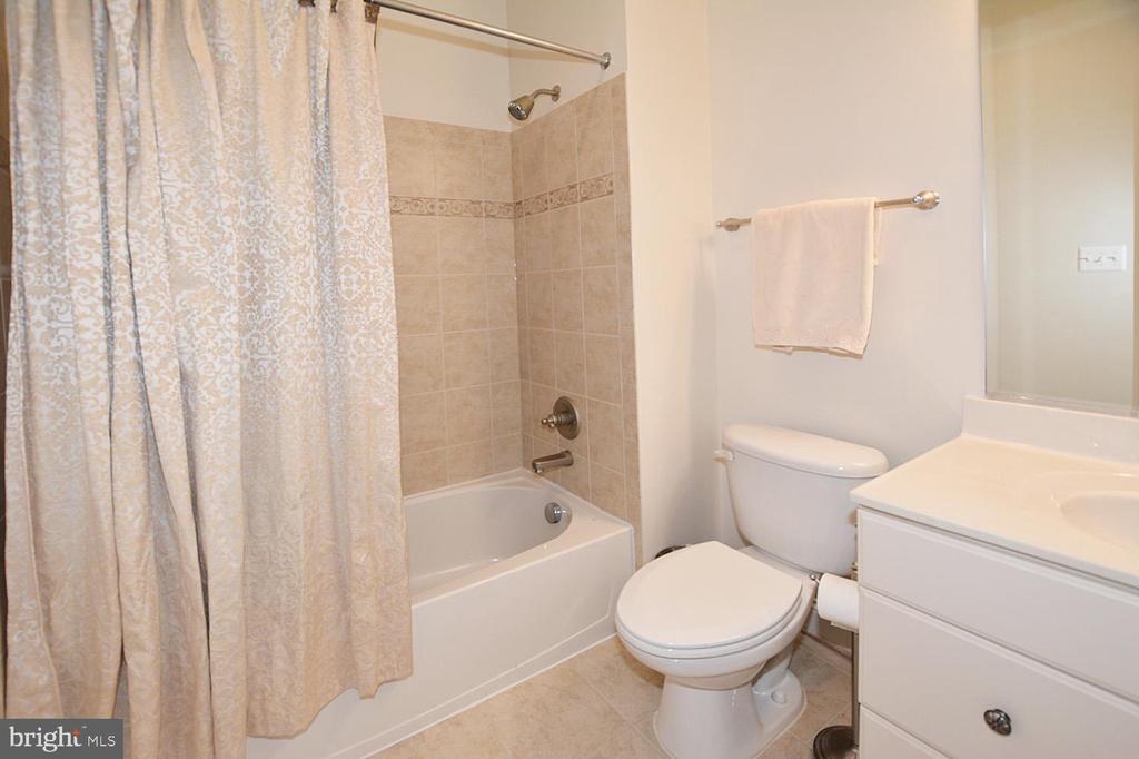 Bathroom for Guest Room #2 - 2976 TROUSSEAU LN, OAKTON