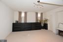 Room #5 in Lower Level with Walk in Closet - 2976 TROUSSEAU LN, OAKTON