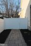 Gate to Expansive Fenced patio - 5717 KOLB ST, FAIRMOUNT HEIGHTS