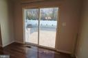 access to patio from kitchen and dining - 5717 KOLB ST, FAIRMOUNT HEIGHTS