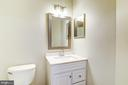 upper lvl full bath - 43329 MARY RITA TER, ASHBURN