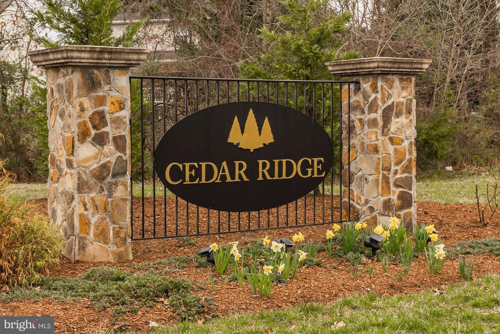 Welcome to coveted Cedar Ridge! - 43329 MARY RITA TER, ASHBURN