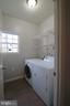 Laundry room - 5717 KOLB ST, FAIRMOUNT HEIGHTS