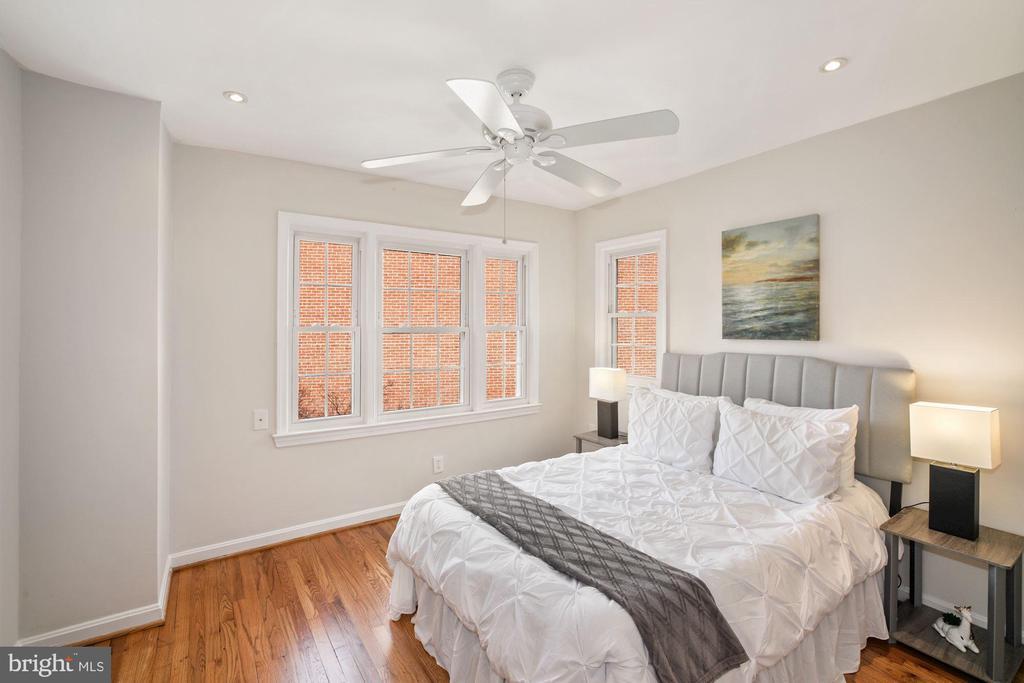 Second bedroom on 3rd level! - 3747 KANAWHA ST NW, WASHINGTON