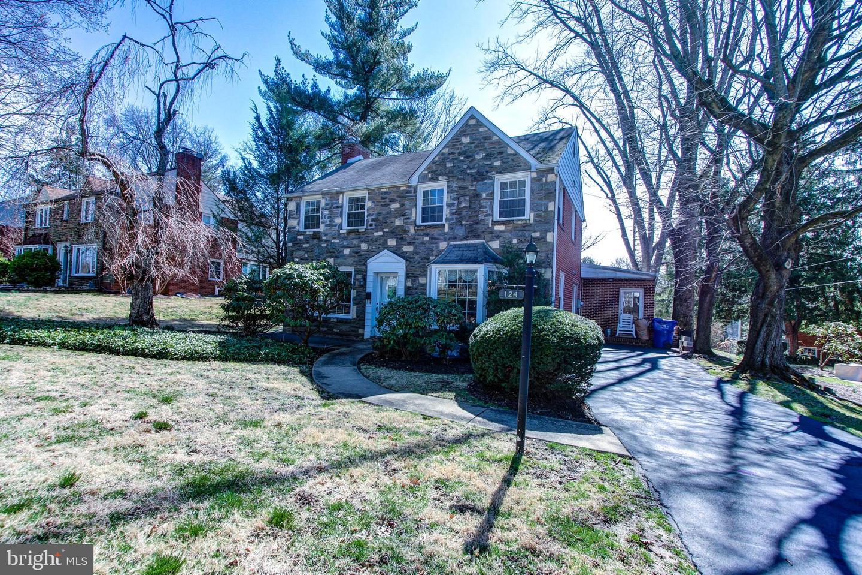 Single Family Homes per Vendita alle ore Cheltenham, Pensilvania 19012 Stati Uniti