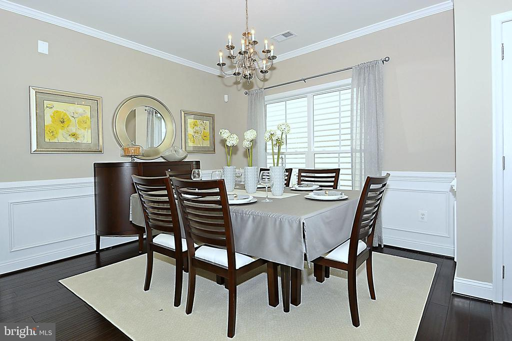 Dining Room - 18530 TRAXELL WAY, GAITHERSBURG