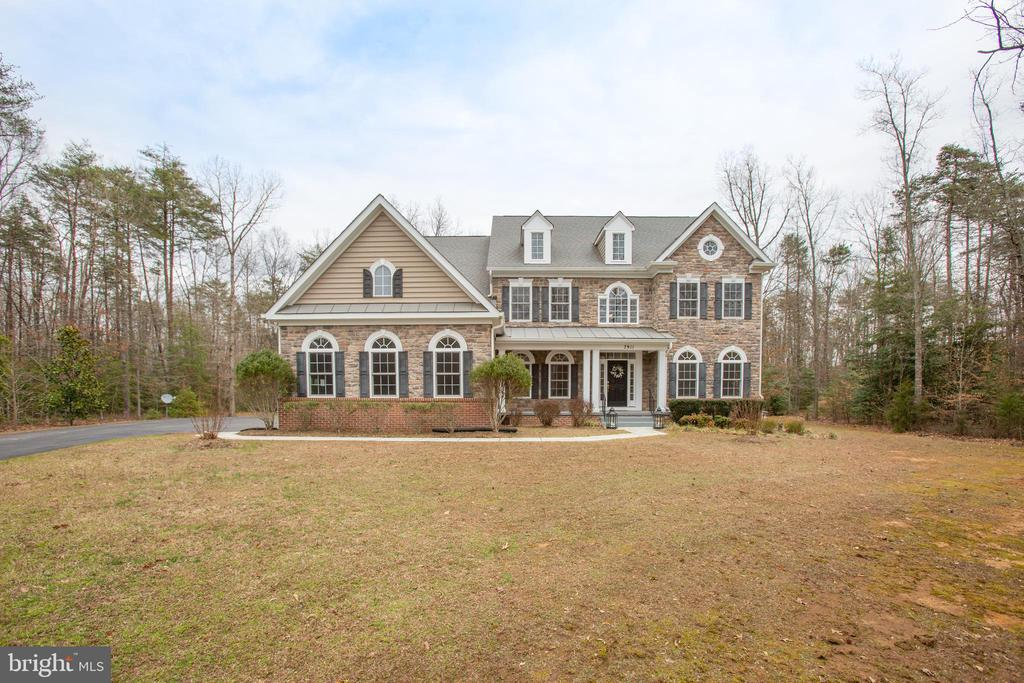Located on 10 acres ! - 7911 MADISON PLANTATION WAY, FREDERICKSBURG