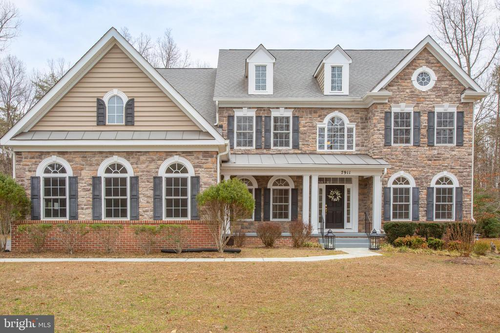 Welcome home  located on 10 acres ! - 7911 MADISON PLANTATION WAY, FREDERICKSBURG