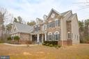 Beautiful stone accents - 7911 MADISON PLANTATION WAY, FREDERICKSBURG