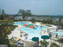 Potomac Club outdoor pool - 43475 SQUIRREL RIDGE PL, LEESBURG