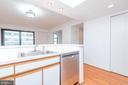 Newly installed dishwasher - 1401 17TH ST NW #604, WASHINGTON