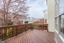 Great Deck for Entertaining! - 45827 COLONNADE TER, STERLING