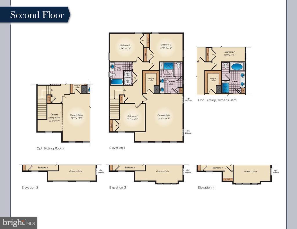 Floorplan - 18538 TRAXELL WAY, GAITHERSBURG