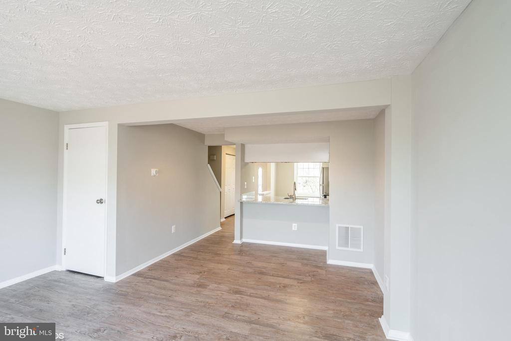 First Floor - 3654 CASTLE TER #111-125, SILVER SPRING