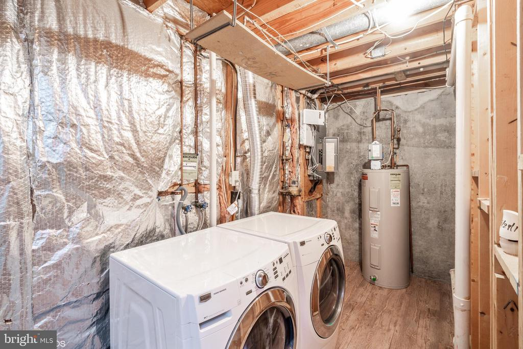 Utility Room - 3654 CASTLE TER #111-125, SILVER SPRING