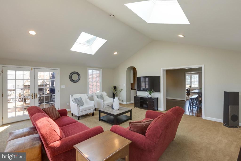 Family room - 4635 35TH ST N, ARLINGTON