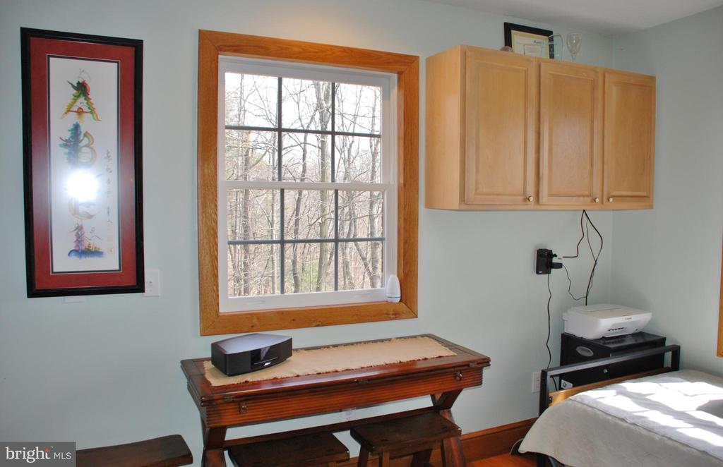 Sewing/Craft Room or 2nd office w/cabinets - 1318 LOCUST GROVE CHURCH RD, ORANGE