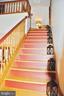 Stairway to upper level - 1318 LOCUST GROVE CHURCH RD, ORANGE