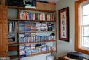 SSewing/Craft room with built in shelving - 1318 LOCUST GROVE CHURCH RD, ORANGE