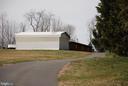 Shed and barn - 1318 LOCUST GROVE CHURCH RD, ORANGE