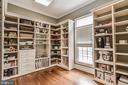 Now that's a Pantry! Tons of shelving, well lit - 2555 VALE RIDGE CT, OAKTON