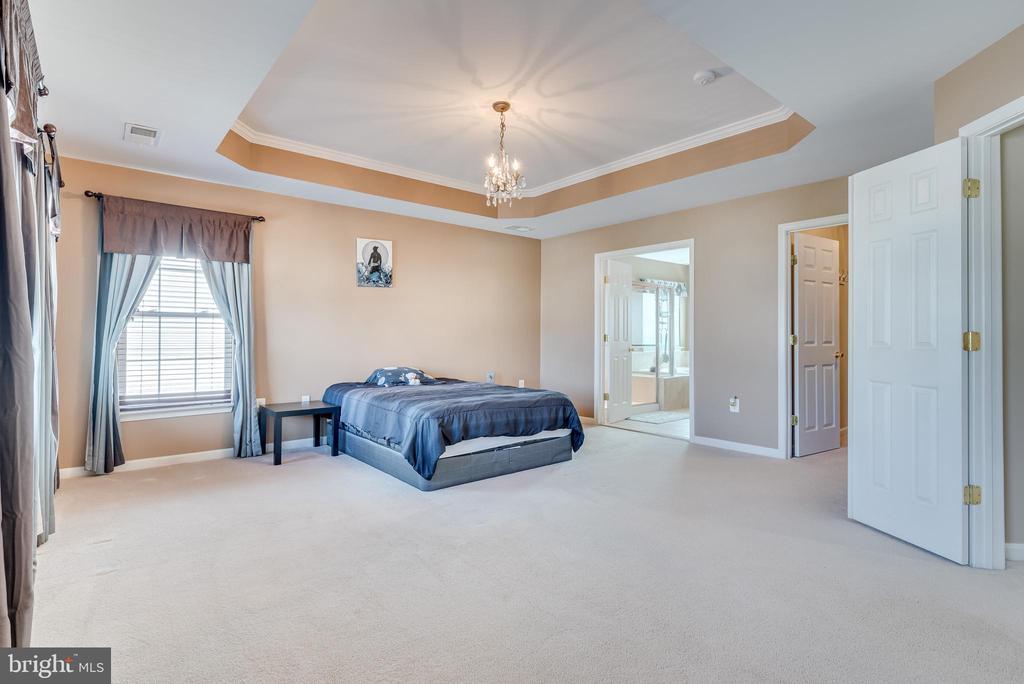 Master Bedroom - 509 RUBENS CIR, MARTINSBURG