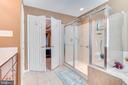 Master Bathroom - 509 RUBENS CIR, MARTINSBURG