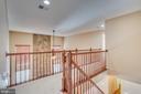 Upstairs Walkway - 509 RUBENS CIR, MARTINSBURG