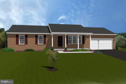 to-be-built home package. GARAGE OPTIONAL - 5 HUNTING CREEK DR, THURMONT