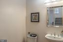 Powder Bath on Main Level - 42571 PELICAN DR, CHANTILLY