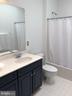 Upstairs Hall Bathroom - 43773 FARMSTEAD DR, LEESBURG