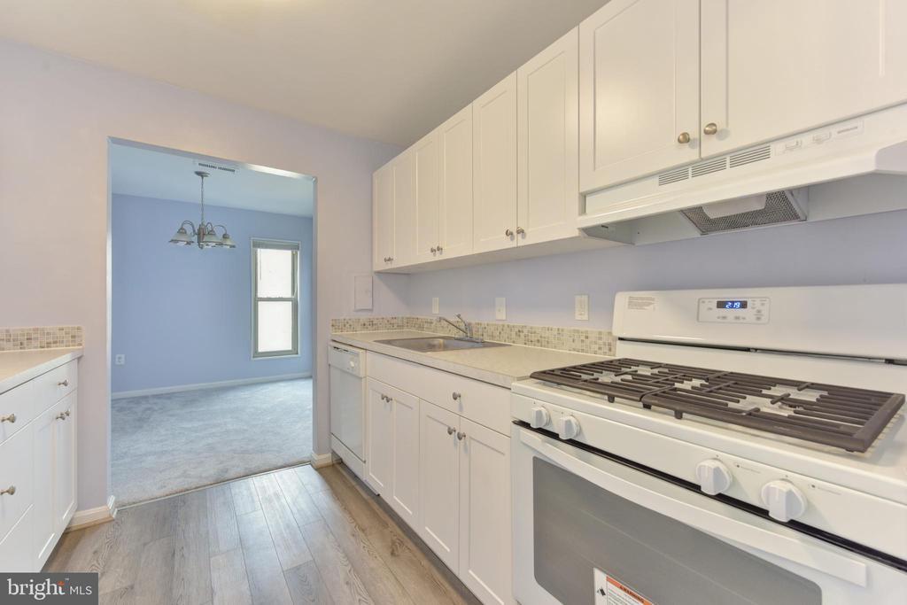 Kitchen - 5201 DUKE ST #303, ALEXANDRIA