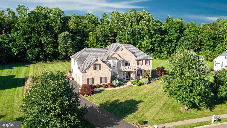 Single Family Homes por un Venta en 13 HICKORY Drive Columbus, Nueva Jersey 08022 Estados Unidos