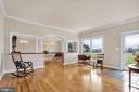 Large Living Room - 39032 FRY FARM RD, LOVETTSVILLE