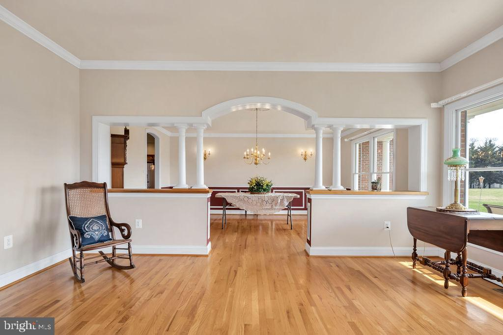 Wood Floors - 39032 FRY FARM RD, LOVETTSVILLE