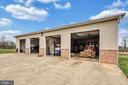Four Bays/ Dream Garage - 39032 FRY FARM RD, LOVETTSVILLE