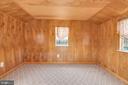 Cabin Bedroom Area - 39032 FRY FARM RD, LOVETTSVILLE