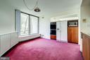 Kitchen - 5500 BROAD BRANCH RD NW, WASHINGTON