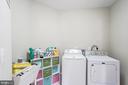 Upper Level Laundry Room - 18777 UPPER MEADOW DR, LEESBURG