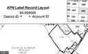 Property outline from public records - 4026 BALLENGER CREEK PIKE, FREDERICK