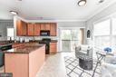 Eat-in kitchen or additional living space! - 25974 KIMBERLY ROSE DR, CHANTILLY